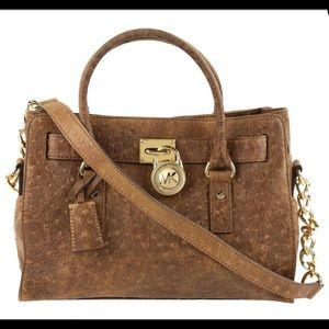 Michael Kors medium Hamilton satchel